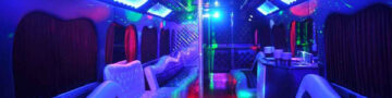 18 person party bus rental  Orlando