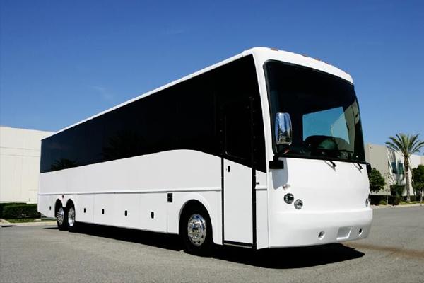 50 passenger charter bus  Orlando