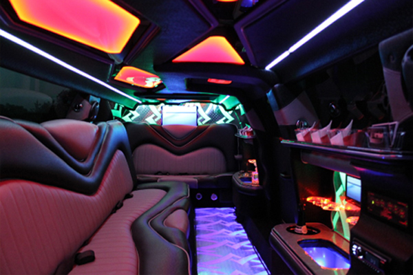 Chrysler 300 Limo rental  Orlando