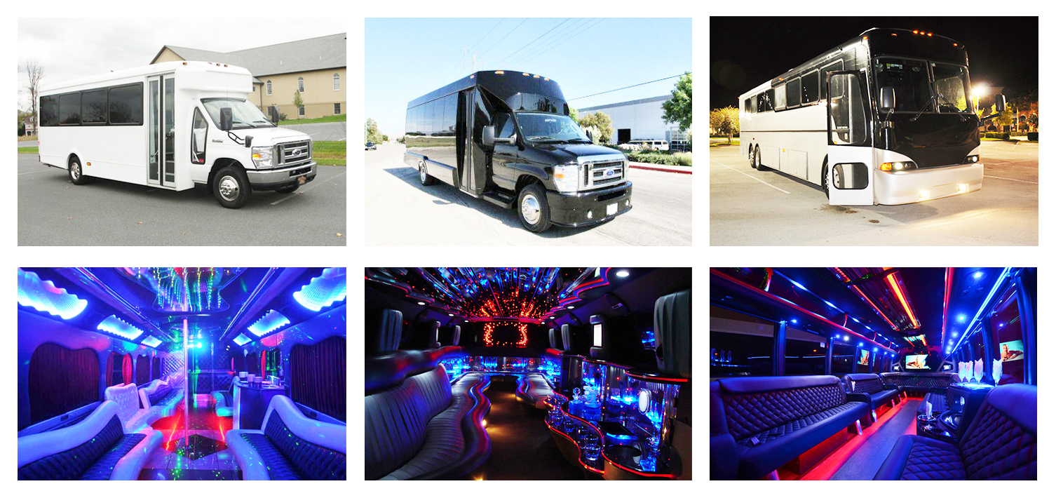 Original Party Buses Orlando