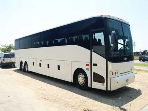 Orlando 56 Passenger Charter Bus